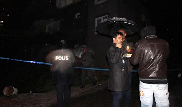 Zonguldak'ta heyelan; evler tahliye edildi
