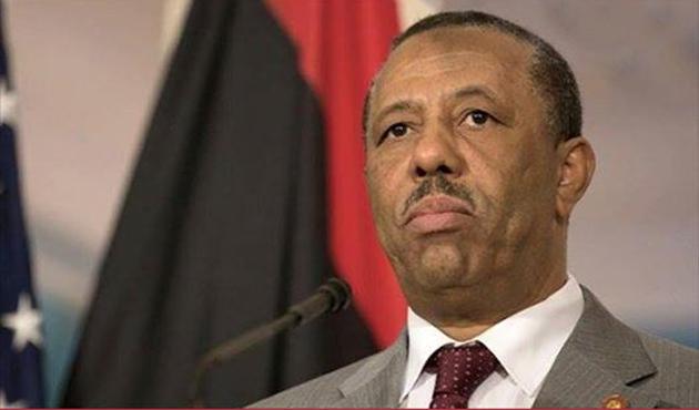Libya'daki Tobruk hükümetinden Sisi'ye ziyaret