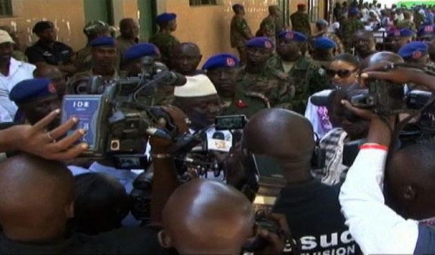 ABD'de iki kişiye 'Gambiya darbesi' gözaltısı