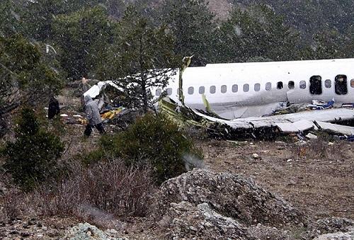 Uçak kazası davası yedi yıl sonra sonuçlandı