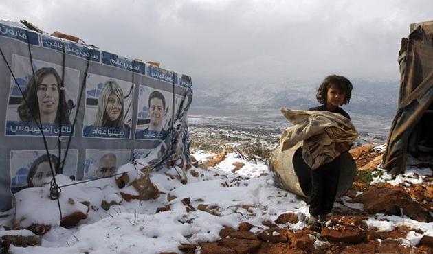 Lübnan donarak ölen mülteci sayısı artıyor