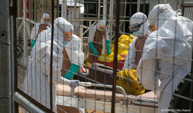 Sierre Leone'de başkan yardımcısına ebola karantinası