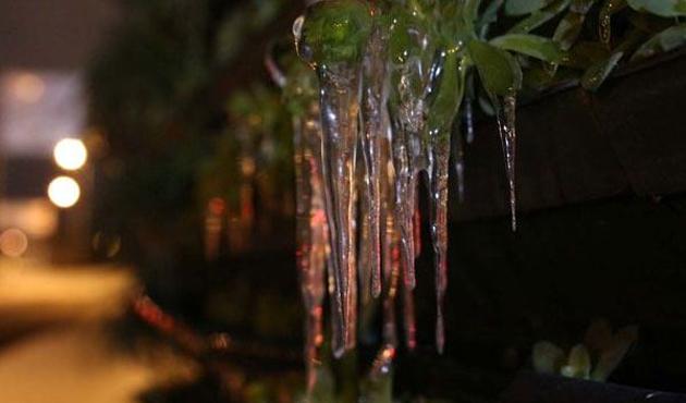 Dondurucu havalar gidiyor