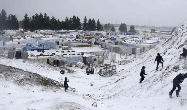 Suriye'de ilk kez can kaybı kaydedilmedi