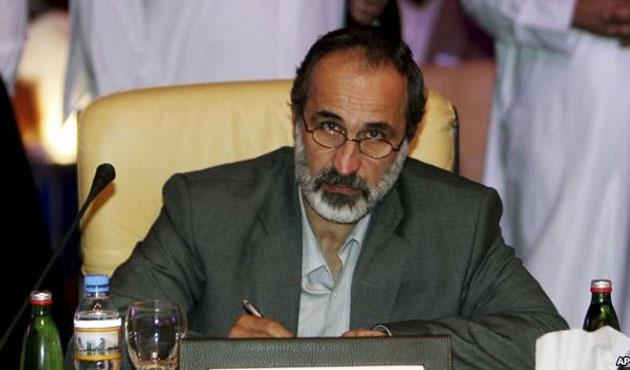 Muaz El Hatib, Moskova'daki müzakerelere katılmayacak