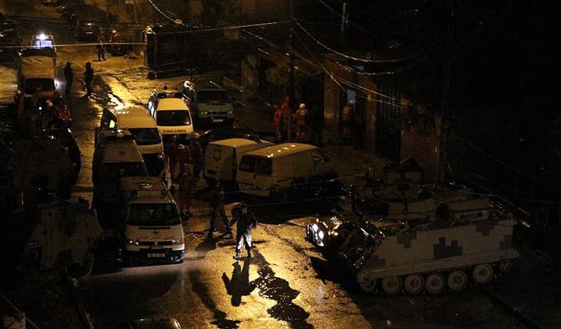 Lübnan'nın Baalbek kasabasında çatışma: 8 ölü