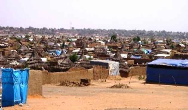 Sudan çölünde soğuktan 10 mülteci öldü