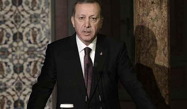 Erdoğan'dan Vahdettin Köşkü eleştirilerine cevap
