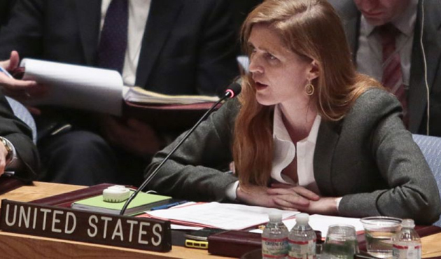 ABD BM Temsilcisi: İran'a yaptırım müzakerelere engel