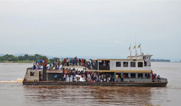 DKC'de tekne battı; 100'den fazla kayıp var