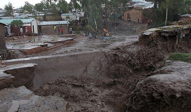 Malavi'de ölü sayısı 176'ya yükseldi
