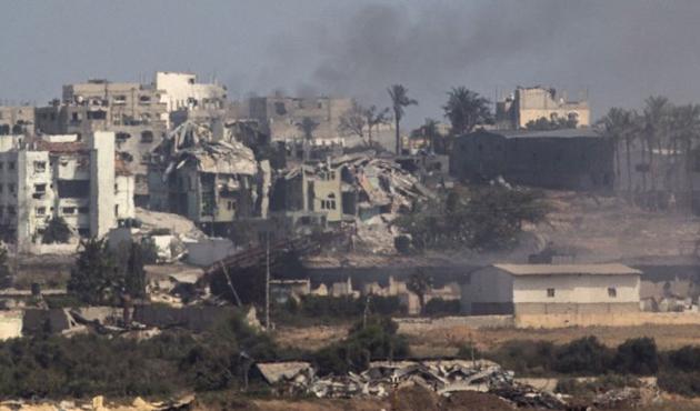 Gazze için acil 100 milyon dlara ihtiyaç var!