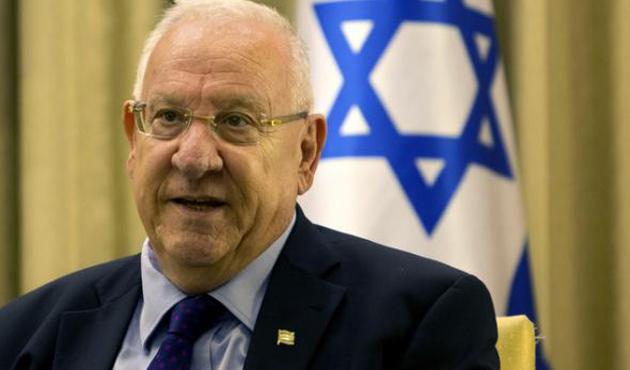 Rivlin'den 'İsrail-Filistin Konfederasyonu' önerisi