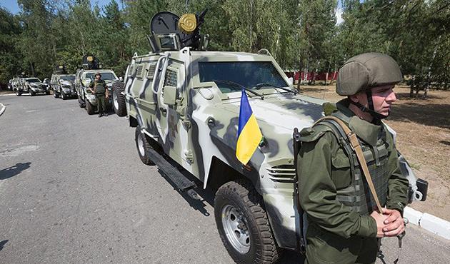 Ukrayna BM'den barış gücü isteyecek