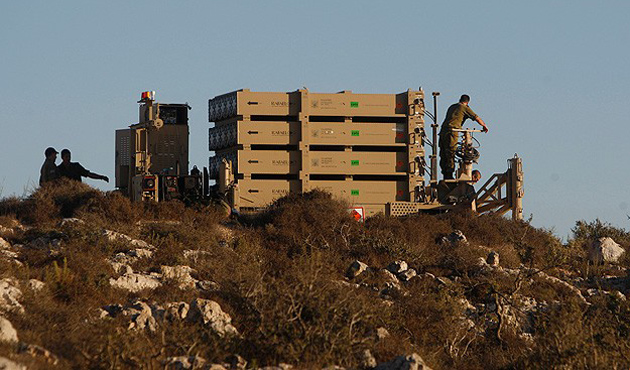 İsrail 'Demir Kubbe'yi Lübnan sınırına kaydırdı