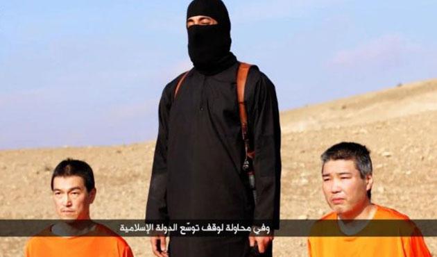 IŞİD, Japon rehineler için 200 milyon dolar istedi