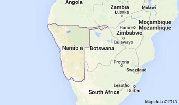 Çin Namibya'da üs kuruyor iddiası