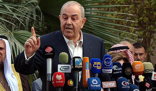 Allavi'den IŞİD'le mücadele için ilginç teklif
