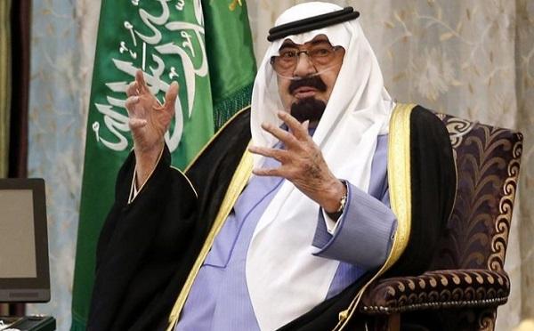 Suud Kralı Abdullah Bin Abdülaziz öldü