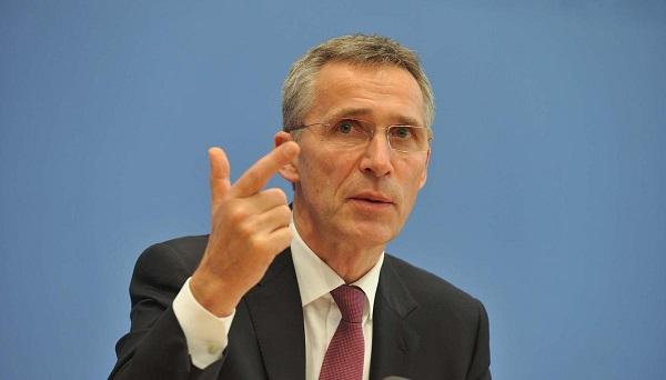 NATO Genel Sekreteri Stoltenberg, Kosova'da