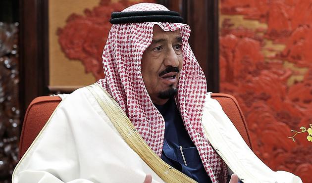 Yeni Suud Kralı Selman Abdülaziz 80 yaşında