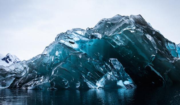 Buzdağının görünmeyen yüzü | FOTO
