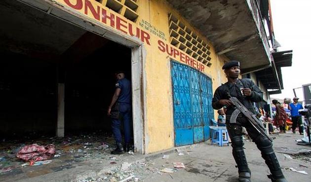 Kongo'da gösterilerde 42 ölü
