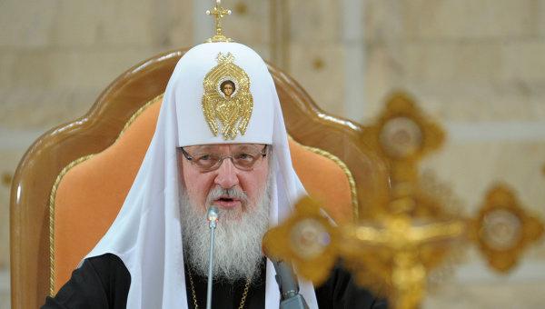 Patrik Kirill Ortodoks okullarına devlet yardımı istedi