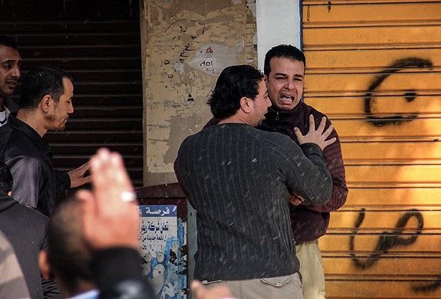 Mısır'da 25 Ocak Devrimi'nin 4. yılında 16 kişi öldü