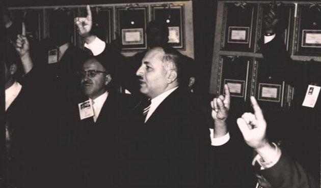 Milli Görüş lideri Erbakan anılıyor
