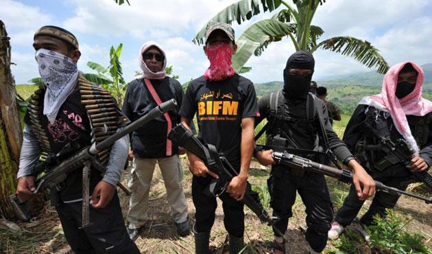 Moro'da ölen polis sayısı 49'a yükseldi