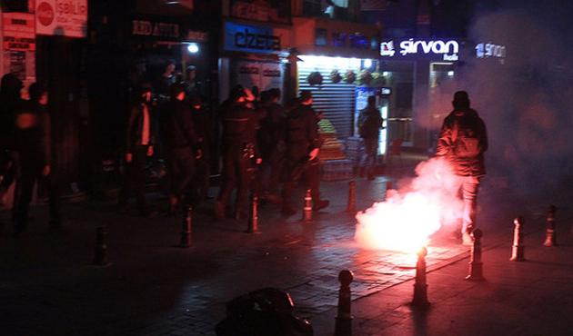 Kadıköy'de Berkin Elvan gerginliği; iki polis yaralı