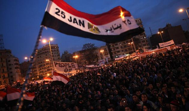 Mısır'da devrimin yıldönümünde ağır bilanço