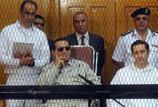 Devrimin 4. yılında tutuklu 'Mübarek' kalmadı