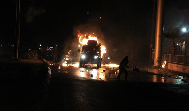 Şırnak'ta gergin gece