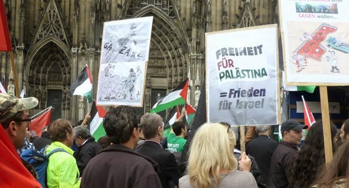 Almanların yarısı İsrail'e olumsuz bakıyor