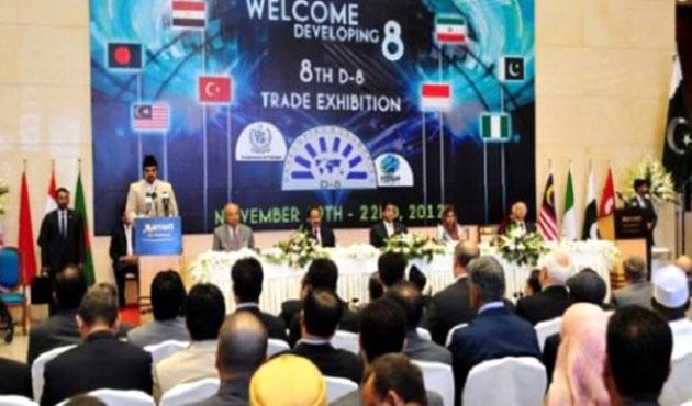 D-8 sanayi bakanları İran'da toplandı