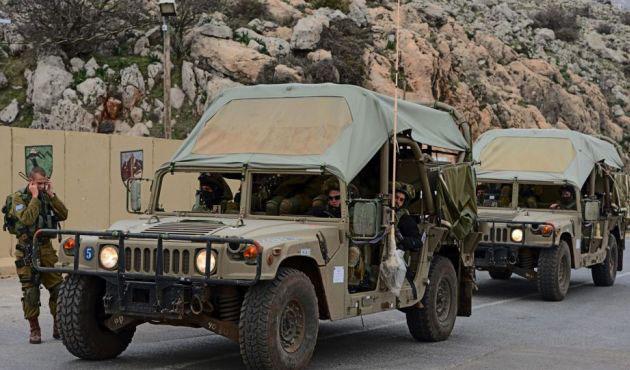Hizbullah, İsrail askeri konvoyunu vurdu