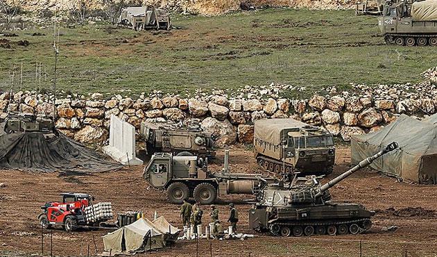 Lübnan dört koldan silahlandırılıyor
