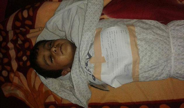 Mısır kapıyı açmayınca Gazzeli hasta çocuk öldü