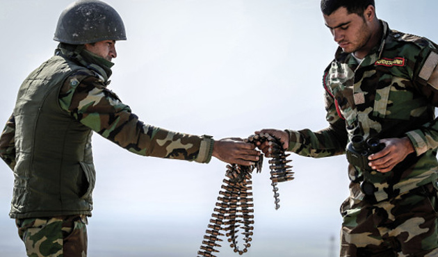 ABD, Barzani'ye vaad ettiği silahları vermedi