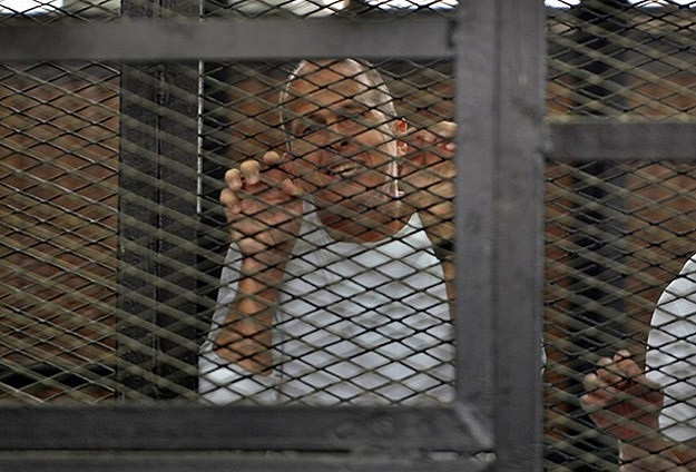 Mısır'da tutuklu El Cezire muhabiri serbest