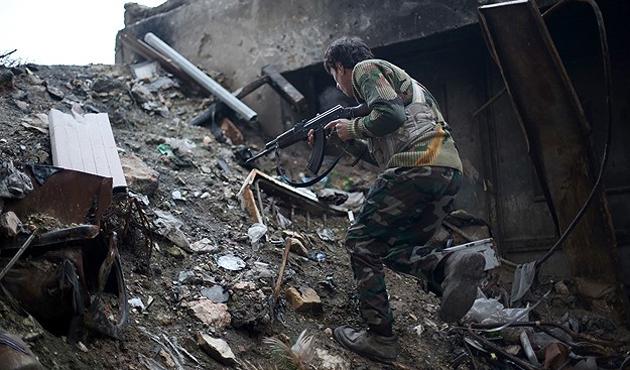 Rejimin Halep'te kayıpları artıyor