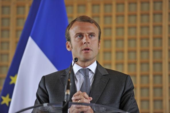 Macron'dan merkez sağ veya merkez solla ittifaka kırmızı ışık