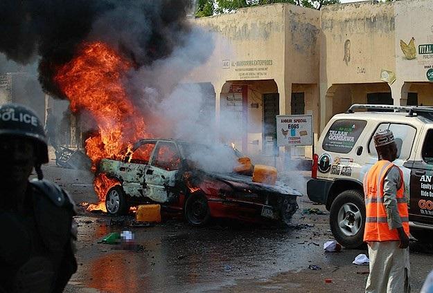 Nijerya'da bombalı saldırılar: 47 ölü
