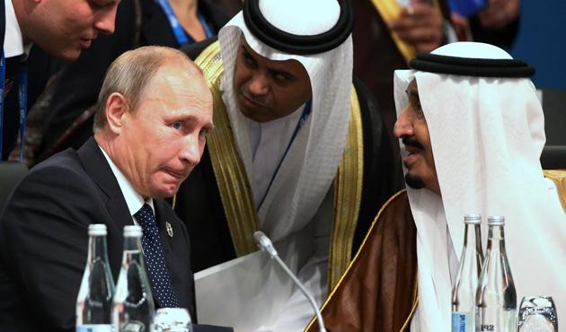 S. Arabistan'la Rusya arasında Suriye pazarlığı iddiası