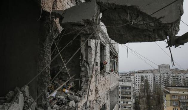 Ukrayna'da çatışmalar sürüyor en az 27 ölü