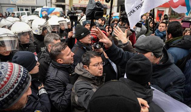İstanbul'da G-20 Zirvesi protestosu