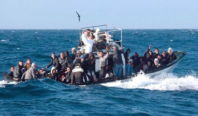 'Avrupa göçmenlerin boğulmasına seyirci kalıyor'