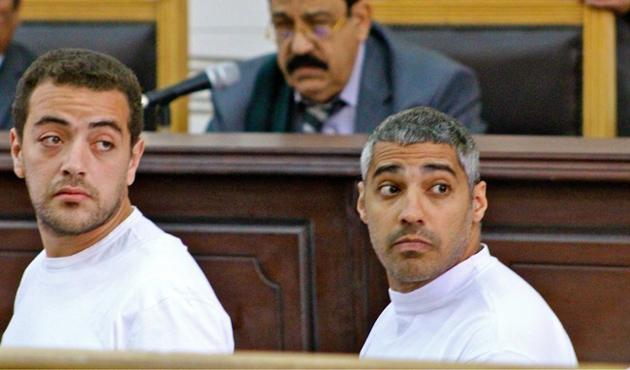 Mısır, El Cezire muhabirlerini serbest bıraktı